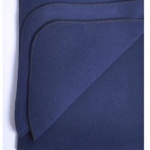 Women Men Navy Blue Winter Microfleece Soft Cozy Scarf