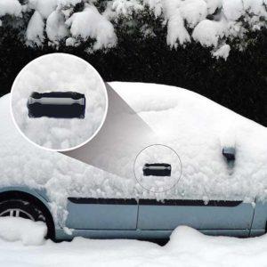 Magnetic Handle for Frozen Car Door Mitt