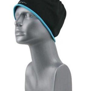Sports Reflective Beanie Hat Micromesh Lightweight
