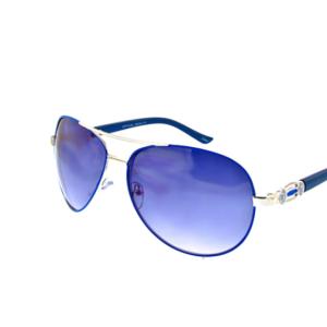 Women Aviator Sunglasses 100% UV Protection Colored Frame