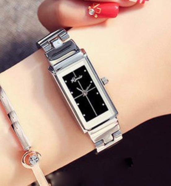 women trending watch, stainless steel women's dress watch, women luxurious watches