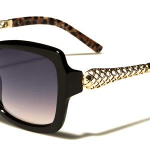 VG Women Square Sunglasses UV 400 Protection w/ FREE Case