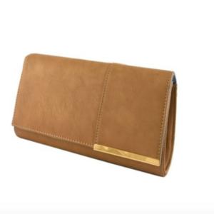 Magnetic Button Flap Clutch Women Clutch Shoulder Strap Clutch Bag