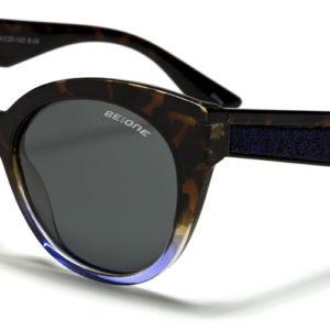 BeOne Polarized Cat Eye Women's Sunglasses w/ Free Pouch